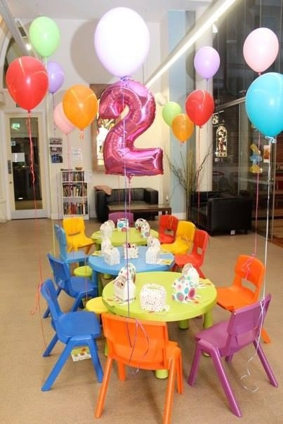 Birthdays Parties And Cbeebies Card Wordsby Communications