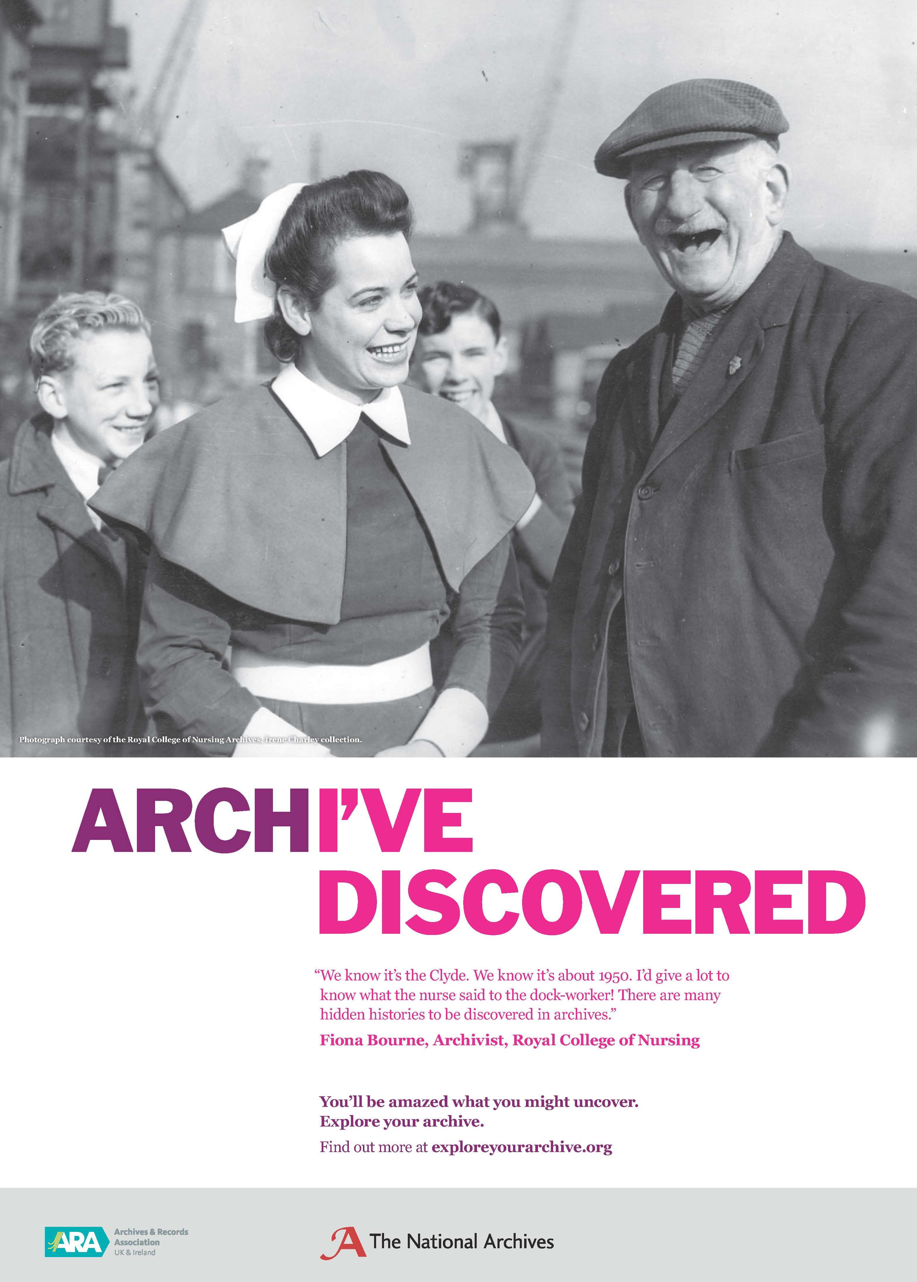 We support the archives campaign
