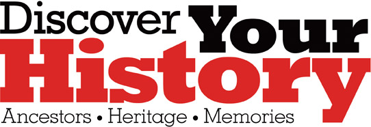 Discover Your History  Magazine feature