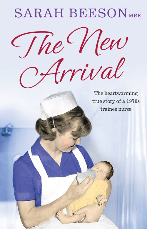 THE NEW ARRIVAL medium cover image - Copy