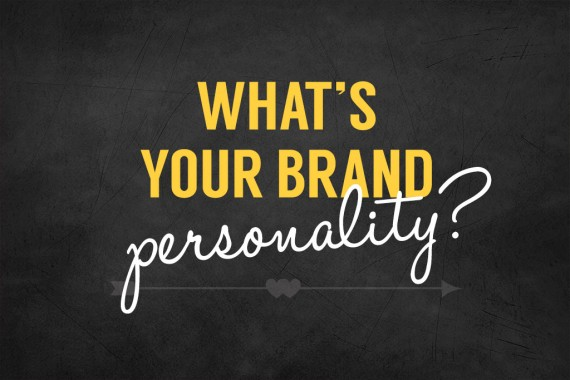 Three things you can do today to bring the best of your personality to your brand
