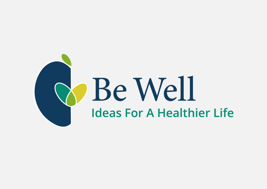 WordsbyCommunications_BeWell_ForPortfolio_Logo